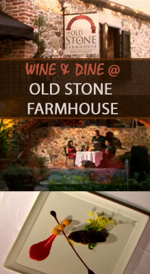 Elegant Dining at Old Stone Farmhouse, St. Thomas, U.S. Virgin Islands